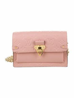 Louis Vuitton 2019 Empreinte Vavin PM pink