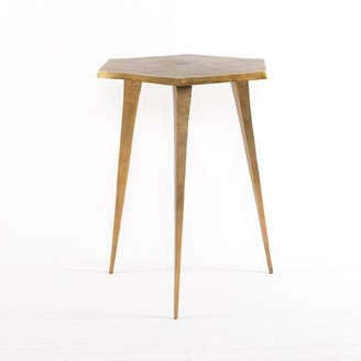 Scala End Table Union Rustic