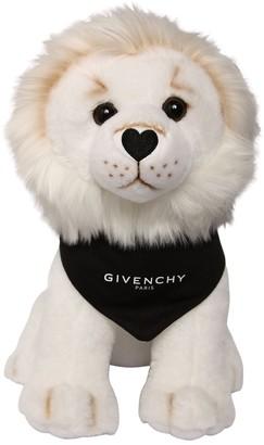 Givenchy PLUSH TEDDY LION W/ LOGO SWEATSHIRT