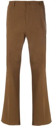 Lanvin Drop-Crotch Trousers