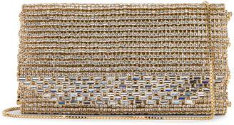 Rosantica Rossana Bag in Gold & Crystals | FWRD