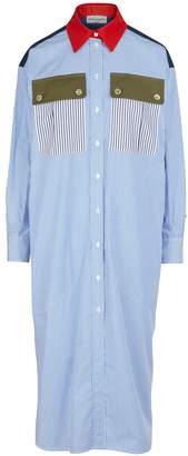 Sonia Rykiel Linen blend shirt dress