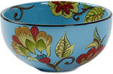 Tabletops Unlimited Blue Cereal Bowl