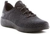 Skechers Burst Knit Lace Sneaker