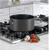 Cuisinart Chef's Classic 6 Qt. Non-Stick Hard Anodized Sauce Pot with Cover