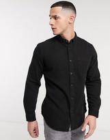 Esprit denim shirt in black wash
