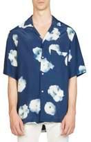 Acne Studios Elms Dyed Button-Down Shirt