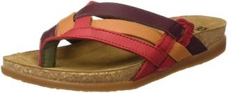 El Naturalista S.A Nf48 Soft Grain Zumaia Womens T-strap sandals