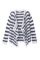 Splendid Stripe Cardigan (Little Girls)