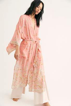 Free People Spell And The Gypsy Collective Hendrix Robe by Spell and the Gypsy Collective at