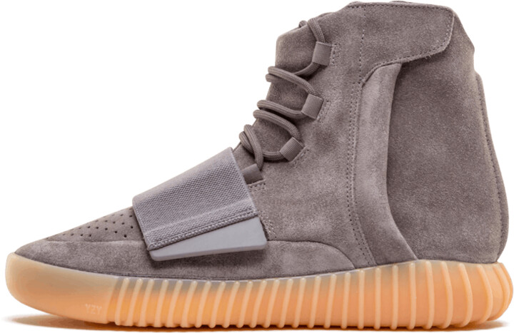 Adidas Yeezy Boost 750 'Grey Gum' Shoes - Size 12.5