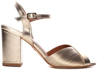 Paris Texas Metallic Sandal