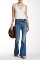 7 For All Mankind Tailorless Pintuck Trouser Jean