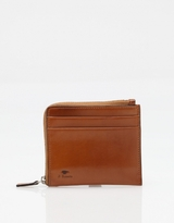 Il Bussetto Small Wallet in Camel