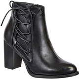 Pierre Dumas Darcy Lace-Up Ankle Boot
