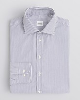 Armani Collezioni Pencil Stripe Dress Shirt - Regular Fit