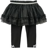 Baby Starters Baby Girl Foiled Dot Tutu Leggings