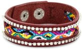Presh Cherry Friendship Leather Bracelet