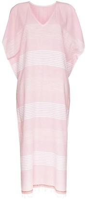 Lemlem Striped Cotton Kaftan