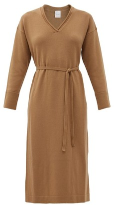 MAX MARA LEISURE Calamai Dress - Camel