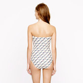 J.Crew Water-ski girls bandeau tank
