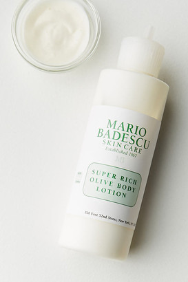 Mario Badescu Super Rich Olive Body Lotion By in White