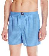 Nautica Men's Essential Cotton 3 Pack Contour Pouch Brief