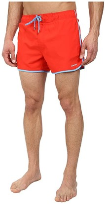 2xist Jogger (Red) Men's Swimwear