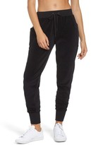 Zella Women's Lexi Slim Velour Leggings