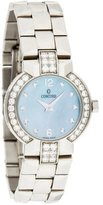 Concord La Scala Watch w/ Mother of Pearl Dial