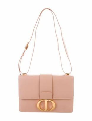 Christian Dior 2019 30 Montaigne Flap Bag Pink