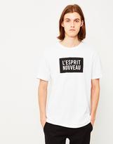 Wood Wood L'Esprit T-Shirt White