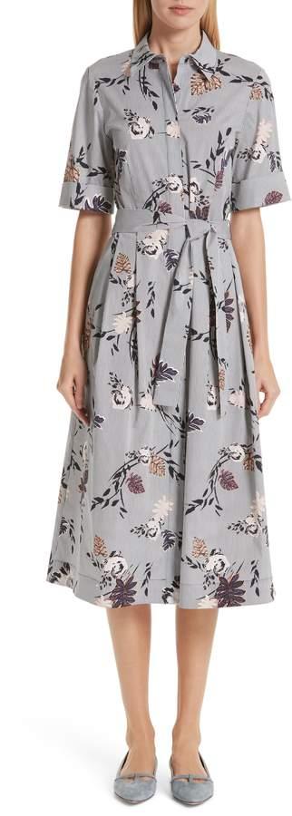 75d9d5ae4c19 Lafayette 148 New York Striped Dresses - ShopStyle