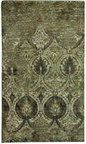 "Bacova Cashlon Sardinia Gold Light 20"" x 32"" Rug"