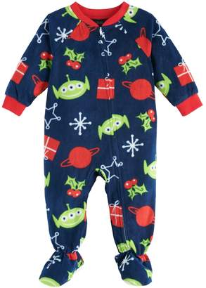 story. Disneyjammies For Your Families Disney / Pixar's Toy 4 Baby Footed Pajamas by Jammies For Your Families