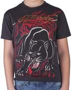 Ed Hardy Big Boys' Tee Shirt - Black
