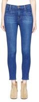 J Brand 'Alana' high rise cropped denim pants