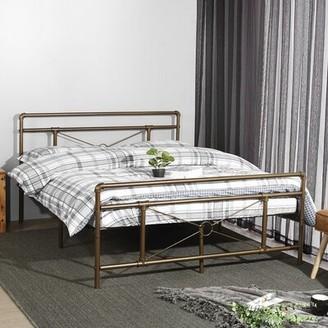 Utgard Full/Double Platform Bed Winston Porter