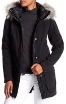 Spyder Helix Faux Fur Trim Jacket