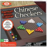 Alex Premium Wood Cabinet Chinese Checkers