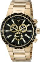 Swiss Legend Men's 10057-YG-11-GA Endurance Analog Display Swiss Quartz Gold Watch