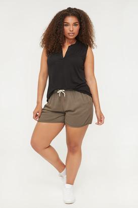 Ardene Plus Size Lightweight Shorts