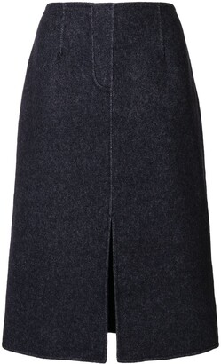 GOEN.J Knitted Midi Skirt