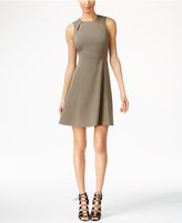 Catherine Malandrino Catherine Cutout Fit & Flare Dress