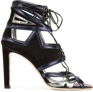 Jimmy Choo Denney 100 sandals