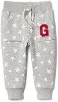 Gap Logo starry terry pants