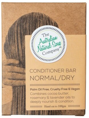 The Australian Natural Soap Company Conditioner Bar Normal/Dry