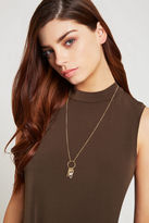 BCBGeneration Lucky Me Long Necklace - Gold