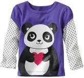 BABYBOX Baby Box Little Girls' kids long sleeve T-Shirts
