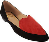 C. Wonder As Is Suede Hearts Loafers - Claire